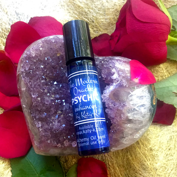 The Modern Oracle Psychic Enhancer Alchemy Oil