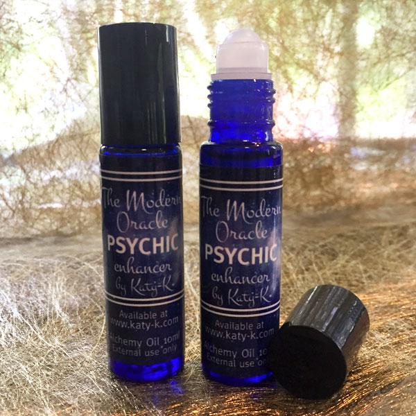 The Modern Oracle Psychic Enhancer Alchemy Oil