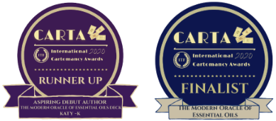 CARTA International Cartomancy Awards - Runner Up and Finalist