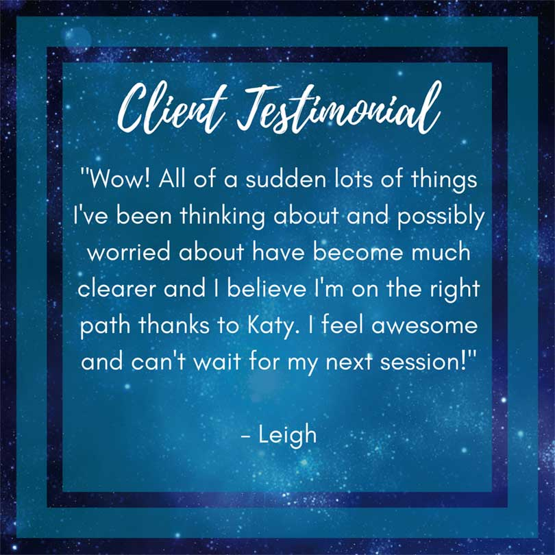 Client testimonial - leigh - sessions for success by katy k