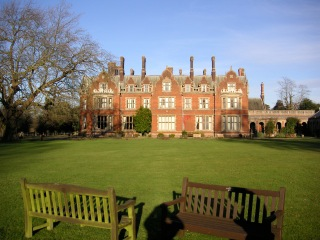 Katy-K visits the Arthur Findlay College in England