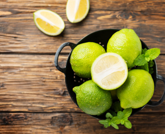 ✨ FREE PDF – Benefits of Lime Essential Oil