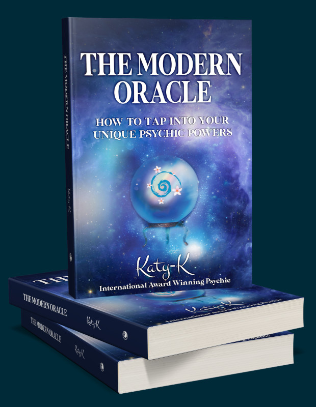 katy k's the modern oracle book