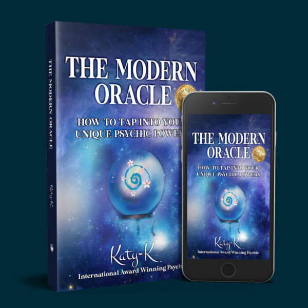 the modern oracle by katy k book best seller amazon