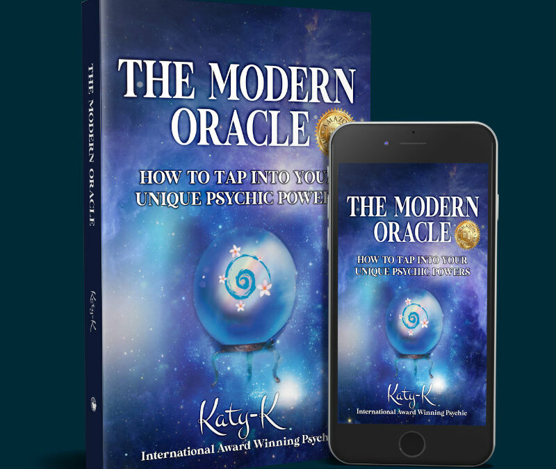 ✨ THE MODERN ORACLE BOOK IS #1 ON AMAZON!