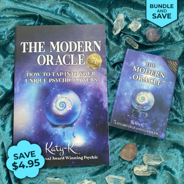 the modern oracle deck and book bundle 1